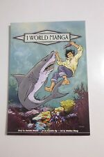 1 World Manga Passage 3 Global Warming Lagoon of the Vanishing Fish Roman & Ng