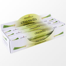 New Elements Citronella Incense Joss sticks. 20 sticks, 1 pack.
