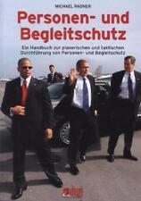 Personen- und Begleitschutz von Michael Radner (2008, Taschenbuch)