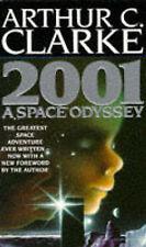2001: A Space Odyssey, C. Clarke CBE, Sir Arthur Paperback Book
