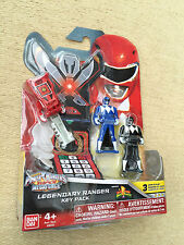 Power Rangers megaforce key set for legendary morpher mighty morphin keys