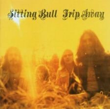 SITTING BULL - Trip Away - CD 1971 Krautrock Longhair