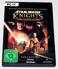 Star Wars-Knights of the Old Republic Collection PC DVD Sith Lords Kotor I II