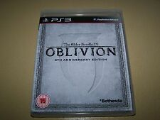 The Elder Scrolls IV: Oblivion 5th Anniversary Edition PS3