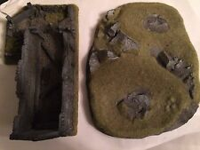 Warhammer Lord of the Rings scenery terrain barn miniatures fantasy tabletop