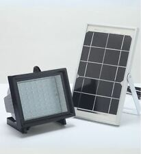 Bizlander 60LEDs Solar Flood Light for Billboard Home Security Light Parking Lot