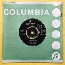 Freddie And The Dreamers - I Understand / I Will - Columbia DB-7381 Ex Condition