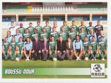 N°474 EQUIPE TEAM # BELGIQUE RFC.TOURNAI STICKER PANINI FOOTBALL 2011