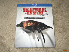 A Nightmare on Elm Street Film Collection *5-Disc Set* (Blu-ray, 2012)