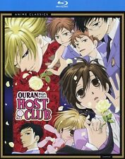 Ouran High School Host Club [3 Discs] (2012, Blu-ray NIEUW) BLU-RAY/WS3 DISC SET