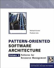 Pattern-Oriented Software Architecture Volume 3: Patterns for Resource-ExLibrary