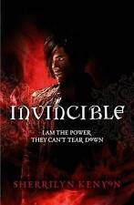 Invincible by Sherrilyn Kenyon *EXCELLENT* (Large Trade Paperback Edition, 2011)
