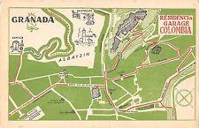 BR57308 Residencia Garage Colombia Granada map cartes   Colombia 1 2 3