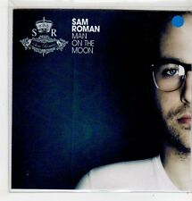 (FF614) Sam Roman, Man On The Moon - 2011 DJ CD