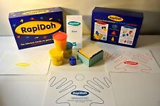 Rapidoh Hands On Game with Doh Kids Family Entertainment Parker Brother
