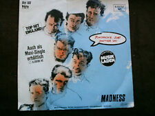 Stiff 7 inch Single TOMORROW´S JUST ANOTHER DAY  von MADNESS   (1987)