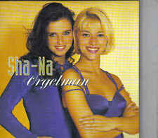Sha Na-Orgelman cd single