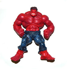"Marvel Universe 3.75"" Red Hulk Loose Action Figure UK"