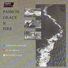 , Passion Grace & Fire,  Import