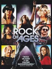 Dvd ROCK OF AGES - (2012) ***Contenuti Speciali Rock*** ......NUOVO