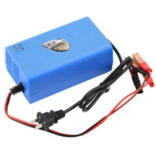 12V 6A Motorcycle Car Boat Marine RV Maintainer Battery Automatic Charger JL
