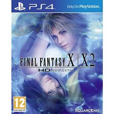 Final Fantasy X/X-2 HD Remaster (PS4)  BRAND NEW AND SEALED - IMPORT