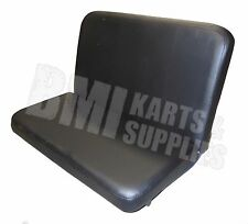Seat Cushion & Frame Go Kart Fun Cart Parts Supplies Off Road Buggy Vinyl New
