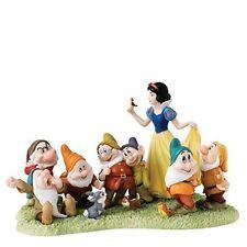 Figur Enesco A26145 Enchanting Disney Snow White Schneewittchen 7 Zwerge