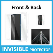 Sony Xperia XZ Screen Protector Front and Back FULL Coverage Invisible Shield