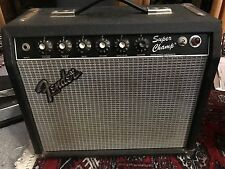 Fender Rivera-Era Super Champ Hand-Wired All-Tube Vintage