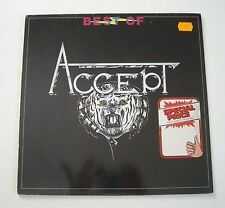 "ACCEPT ""Best of"" (Vinyle 33t / LP) 1983"