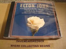 Elton John Something About the Way You Look Tonight / Candle in the Wind