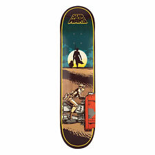 SANTA CRUZ / STAR WARS Limited Edition - Skateboard Deck  REY TEAM