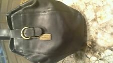 COACH BACKPACK-W/HANG TAG--COWHIDE LEATHER-FRONT & REAR ENTRY-No.A7C-4160-SUPER!
