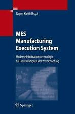 VDI-Buch: MES - Manufacturing Execution System : Moderne...