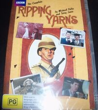 The Complete Ripping Yarns By Michael Palin Terry Jones (Aust Reg 4) DVD – New