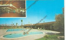 CALIFORNIA , INDIO BERMUDA PALMS MOBILE HOME PARK VINTAGE VIEW  (CA-I*)