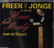 Freek de jonge&Robert Jan Stips- Heer Heb Meelij cd maxi single
