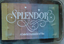 Splendor Non Toxic Water Soluble Pigment Ink for Embossing-10 Colors