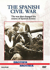 Brother Against Brother: The Spanish Civil War DVD, ,