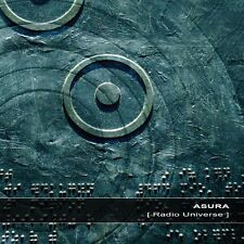 Asura - Radio Universe CD Ultimae Records Electronica Ambient New & Sealed