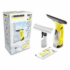 KARCHER WV 2 PLUS- RECHARGEABLE WINDOW VAC CLEANER, MIRROR GLASS TILES WATER