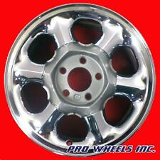 "OLDSMOBILE AURORA SATURN AURA 16X7"" CHROME FACTORY ORIGINAL WHEEL RIM 6025-39053"