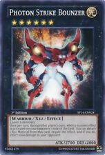 PHOTON STRIKE BOUNZER - (SP14-EN024) - Common - 1st - Yu-Gi-Oh Star Pack 2014
