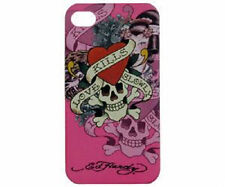 Ed Hardy Love Kills Slowly SX COVER GUSCIO PROTETTIVO CASE CUSTODIA APPLE IPHONE 4 4s