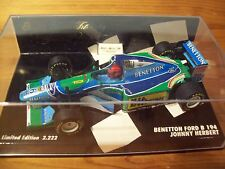 1/43 BENETTON FORD B194 1994 JOHNNY HERBERT