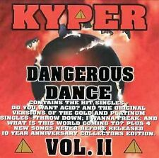 Kyper: Dangerous Dance 2  Audio Cassette