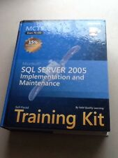 MCTS Self-Paced Training Kit (Exam 70-431): Microsoft Hardback