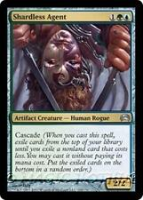 SHARDLESS AGENT Planechase 2012 MTG Gold Artifact Creature — Human Rogue Unc