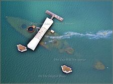 Photo Aerial: Pearl Harbor: The USS Arizona Memorial, View 5